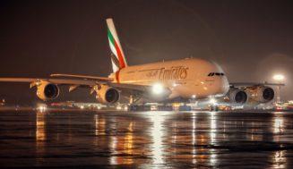 Дубай — Москва: сколько лететь