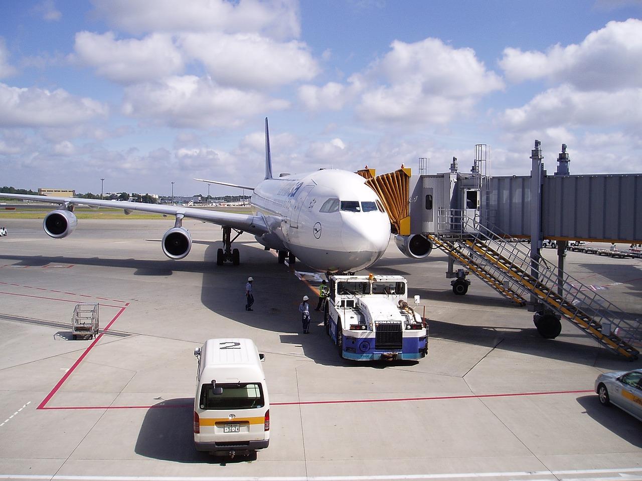 Летим с пересадкой в двух аэропортах