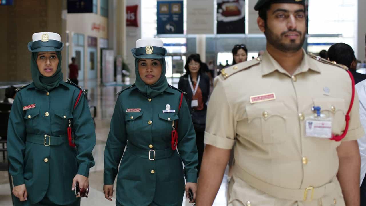 Нарушение н наказание в Дубае