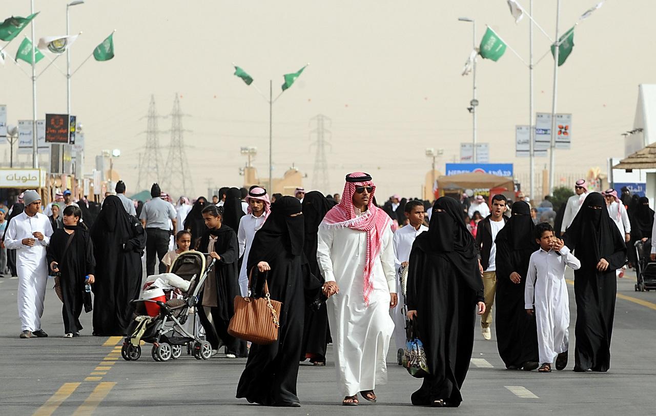 Фото людей в ОАЭ