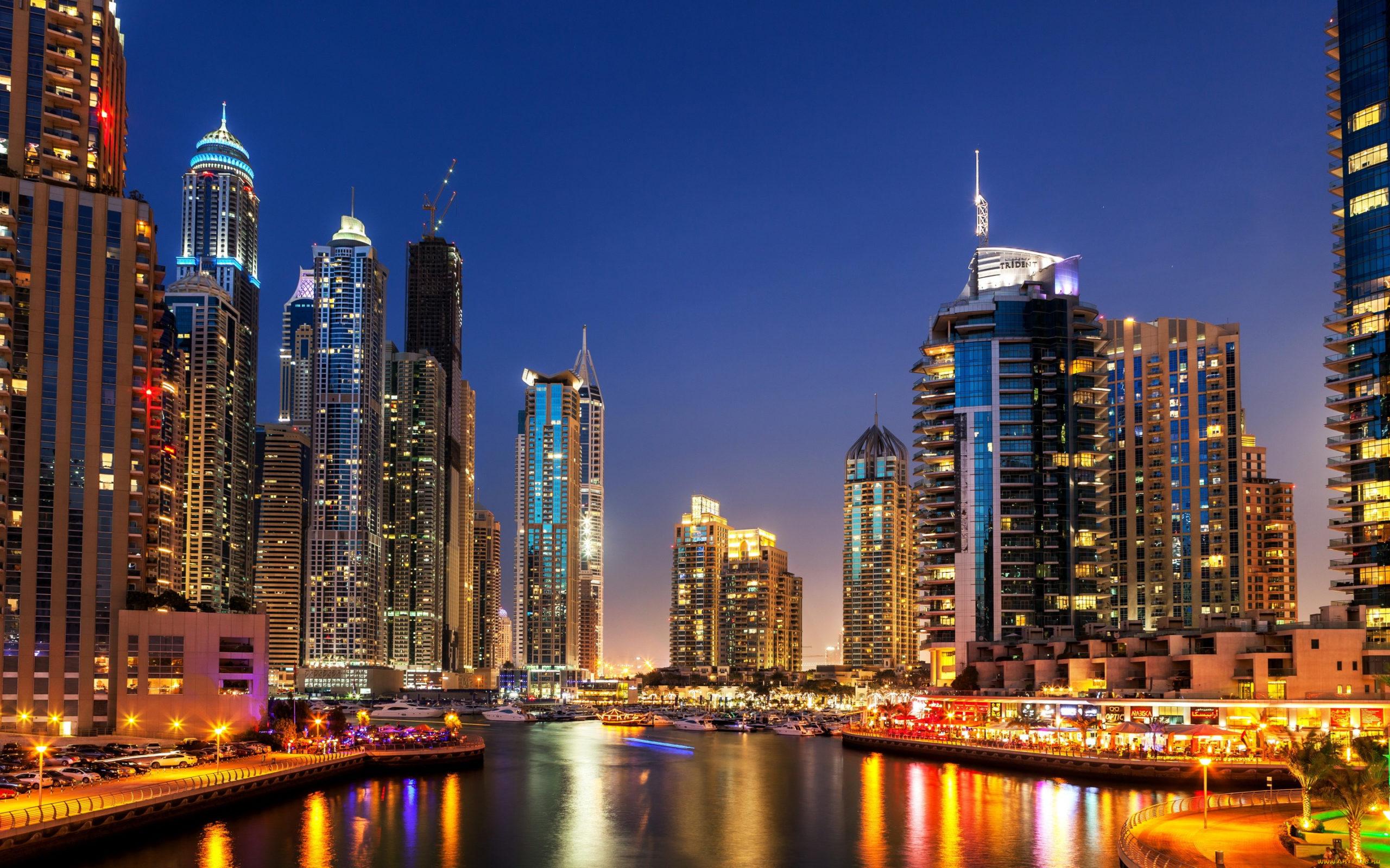 Дубай является лидером среди арабских стран