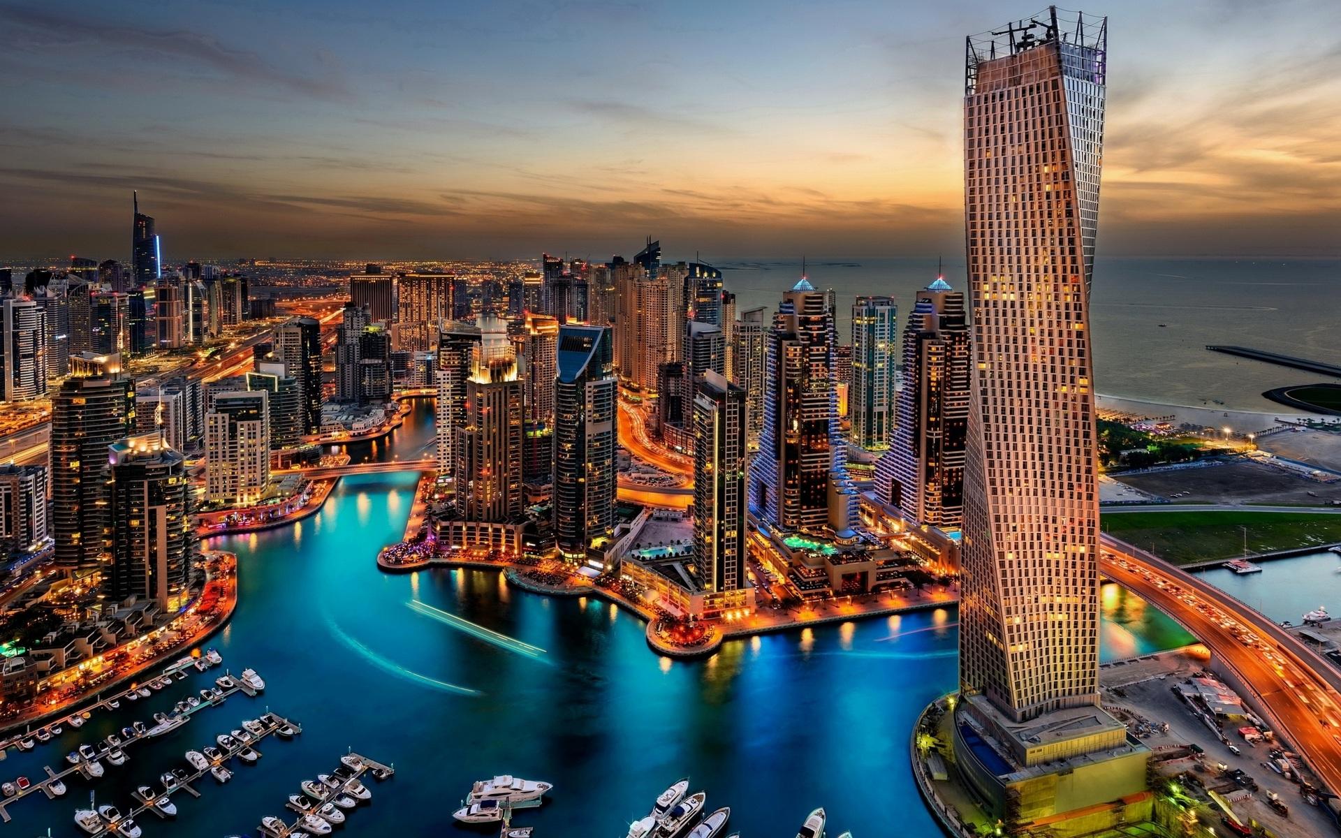 ОАЭ - богатейшая страна