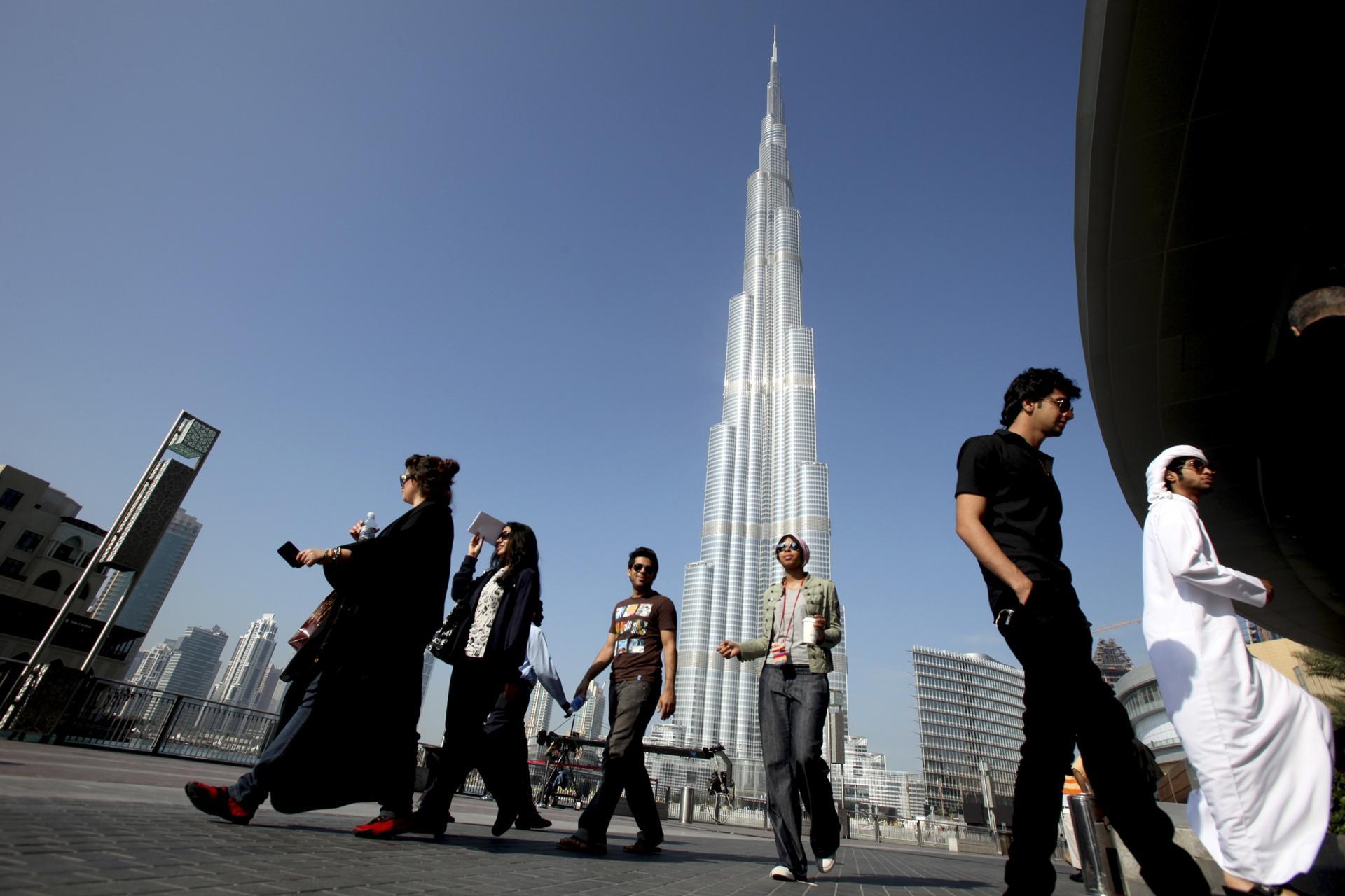 Коренные жители Эмиратов
