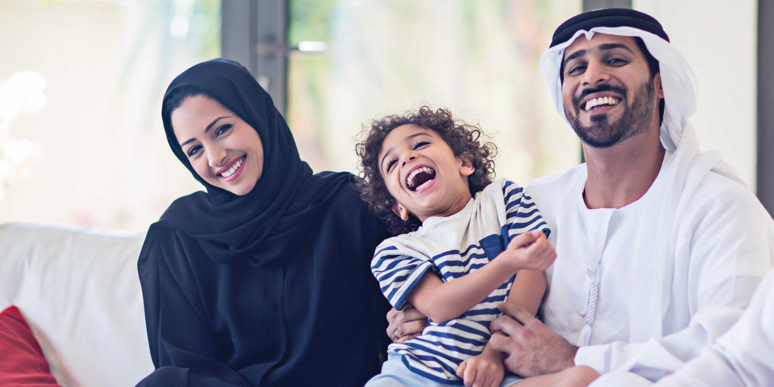 Помощь при рождении малыша в Эмиратах