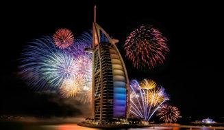 Что делать в ОАЭ на Новый год