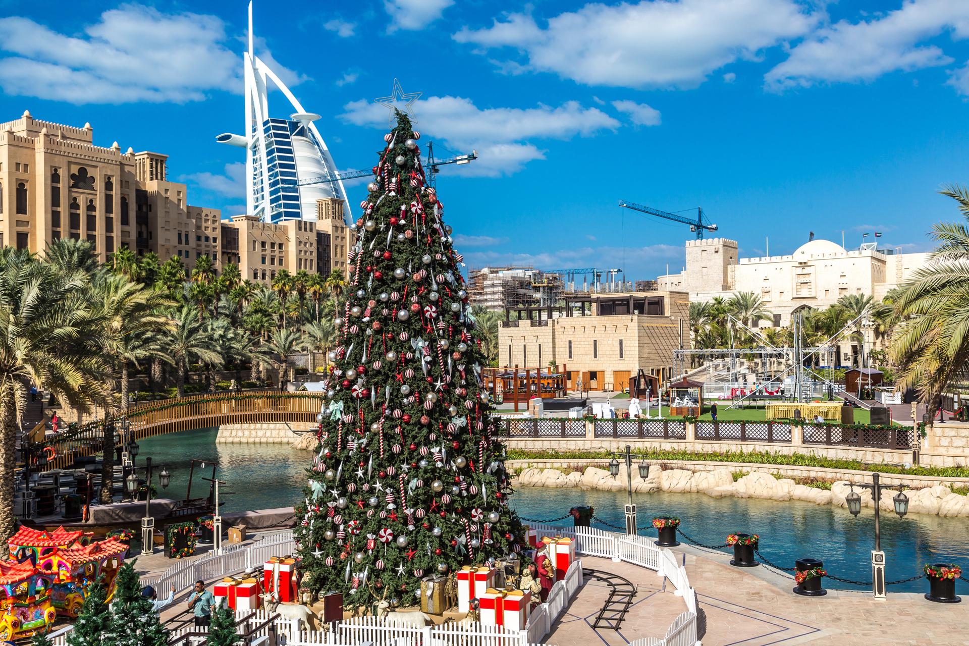 Погода на Новый год в Дубае