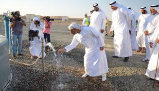 Откуда питьевая вода в ОАЭ