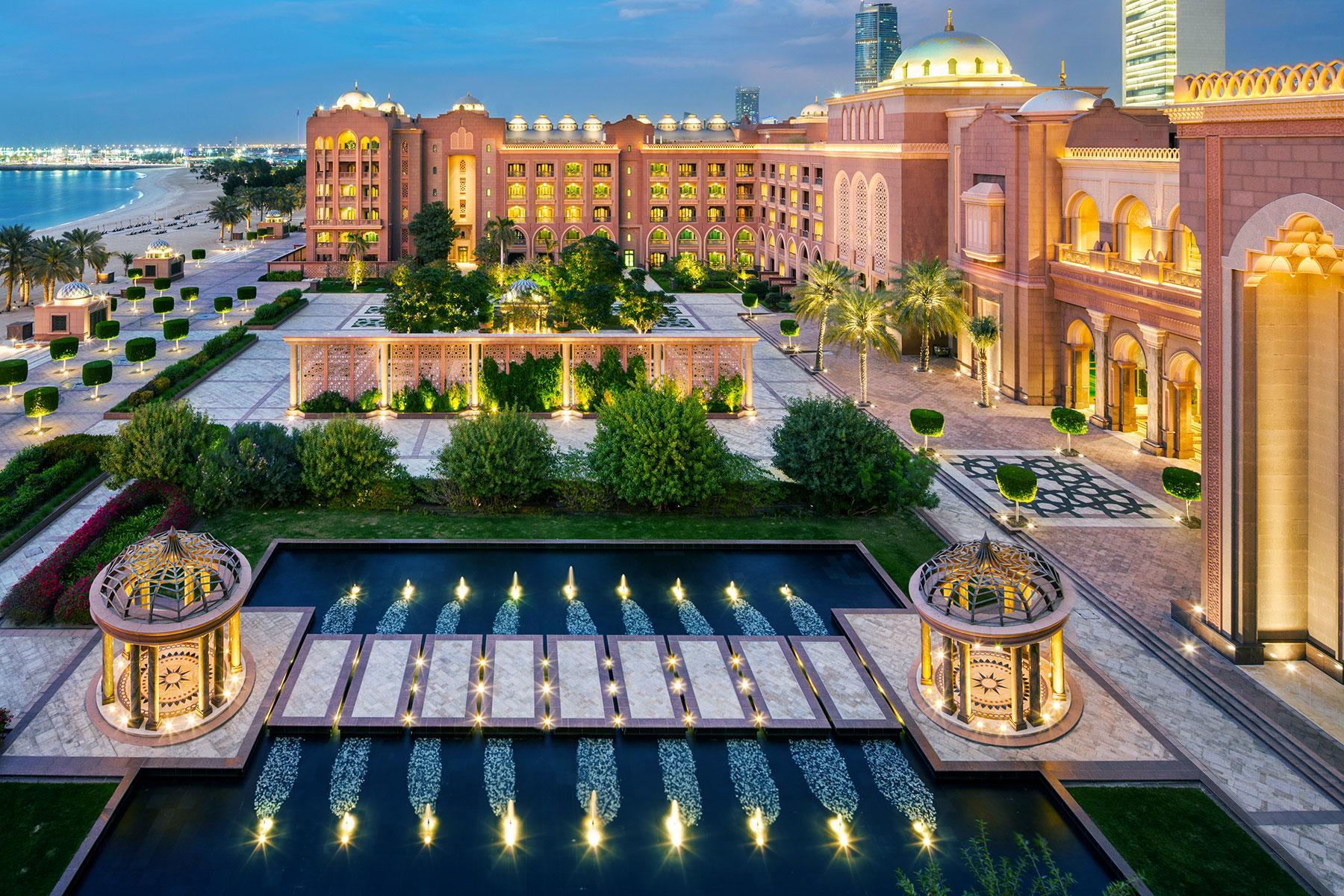 Лучшее место в Дубае