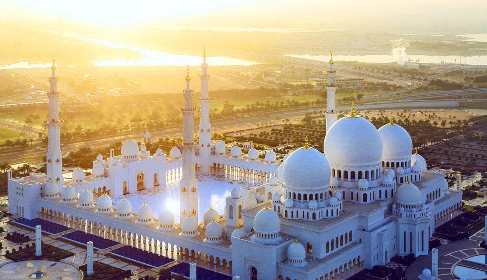 Мечеть в Дубае