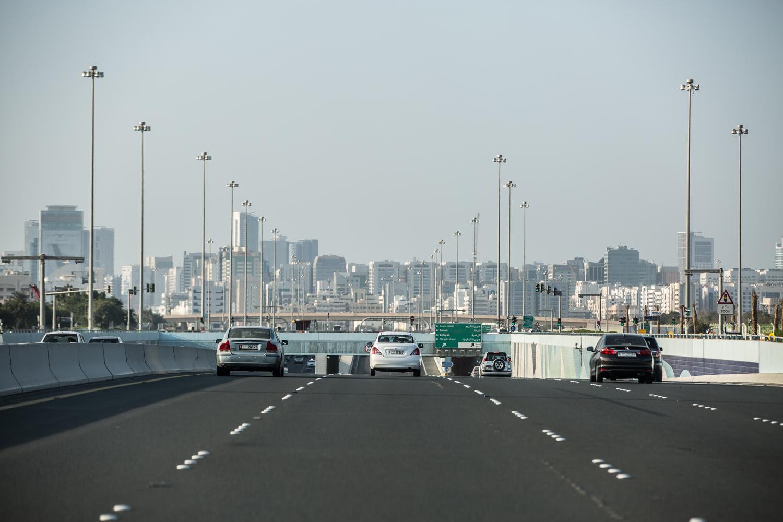 SALIK в Дубае