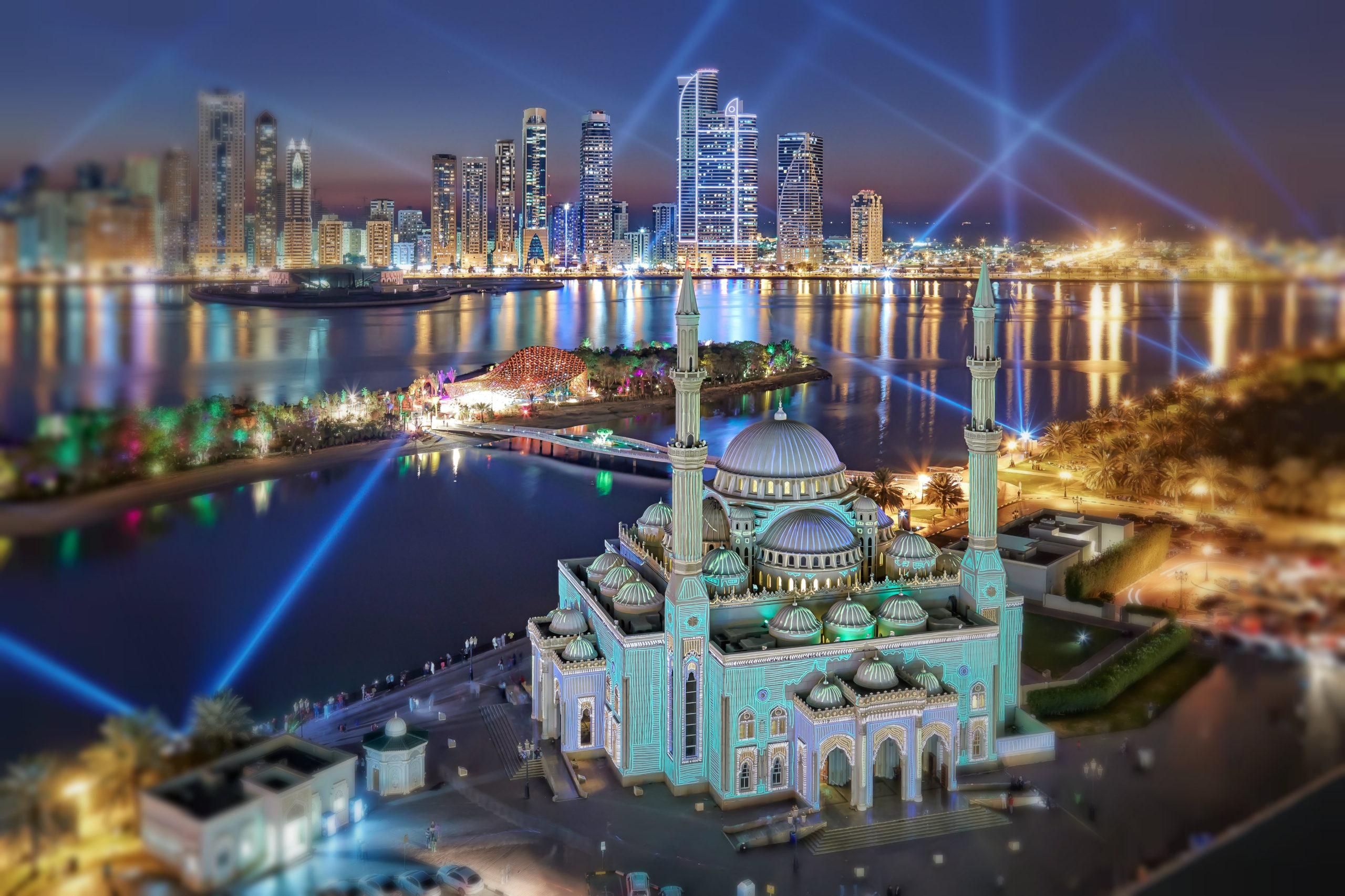 Шарджа в Дубае