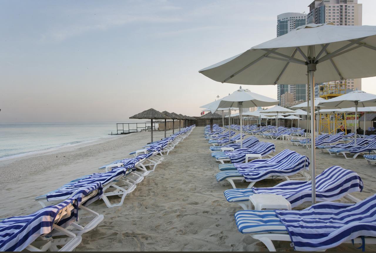 Пляж в Аджман