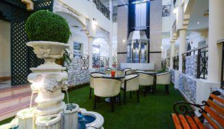 Обзор гостиницы Al Seef Hotel 3* в Шардже