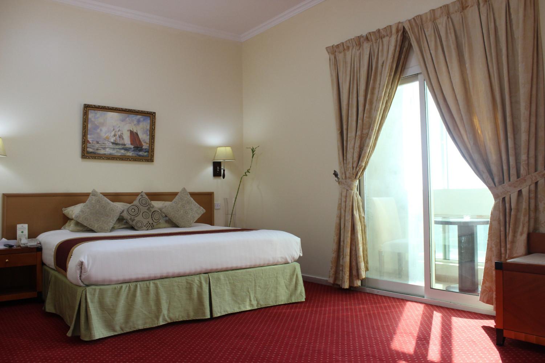 Номера Al Seef Hotel