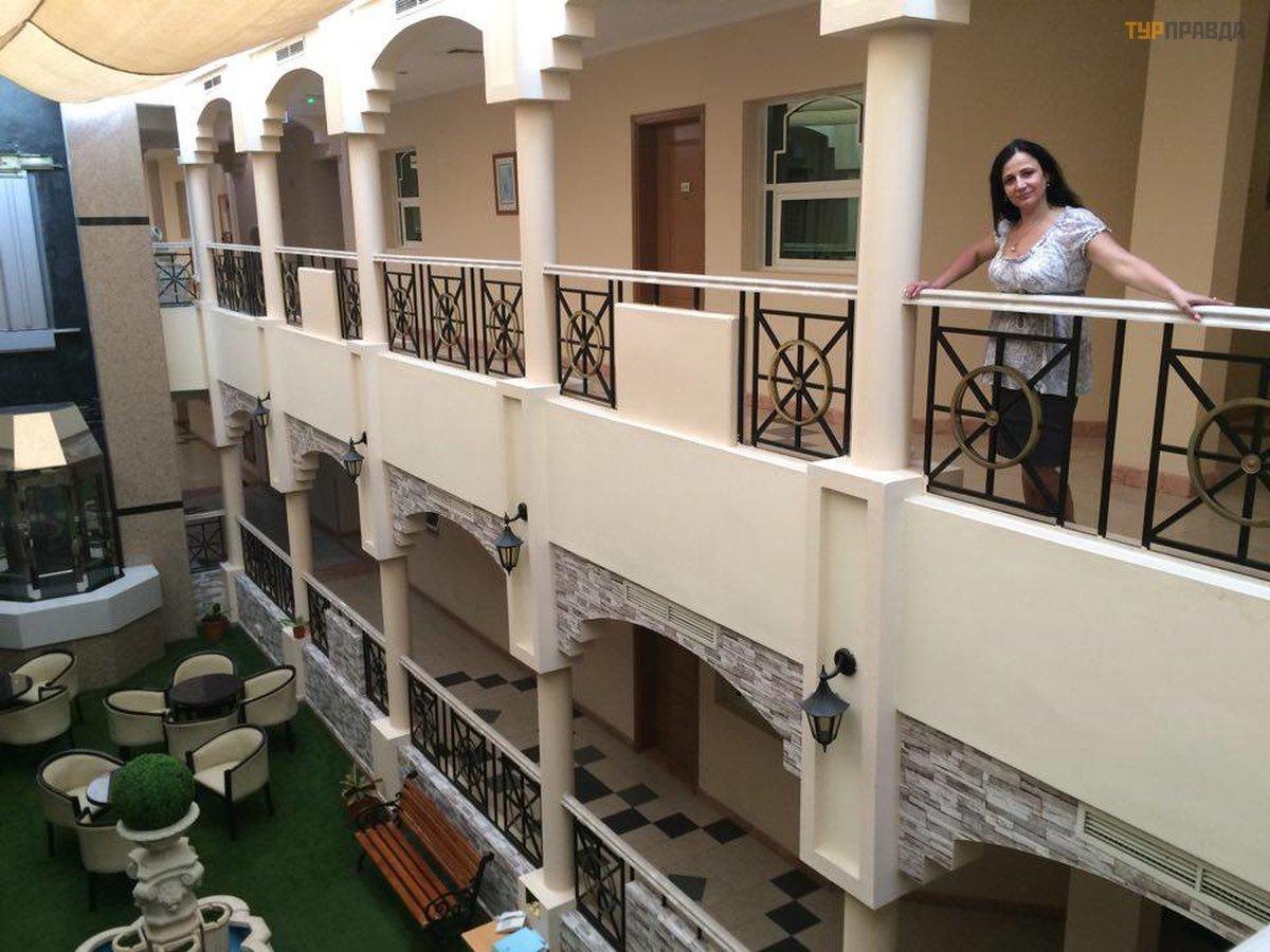 Персонал в отеле