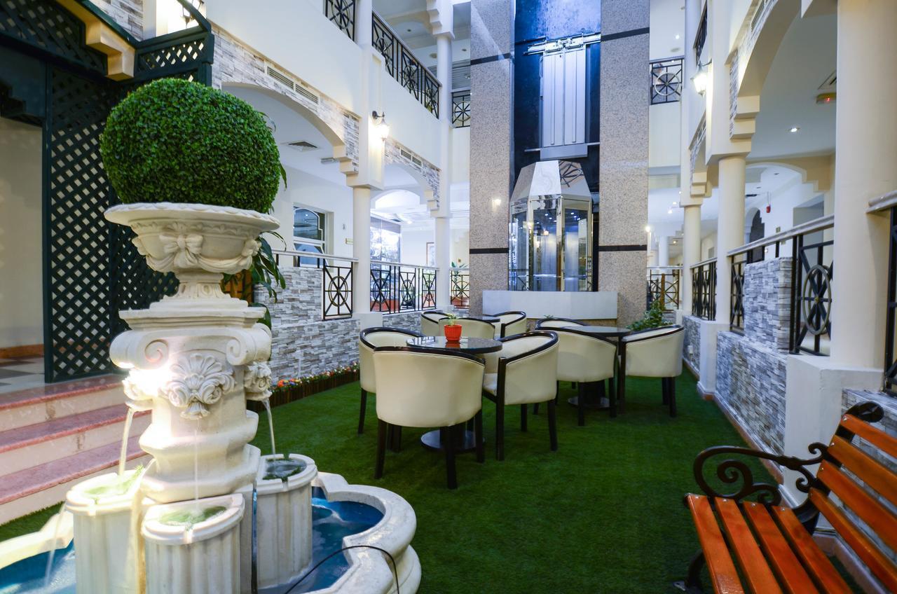 Обзор отеля Al Seef Hotel