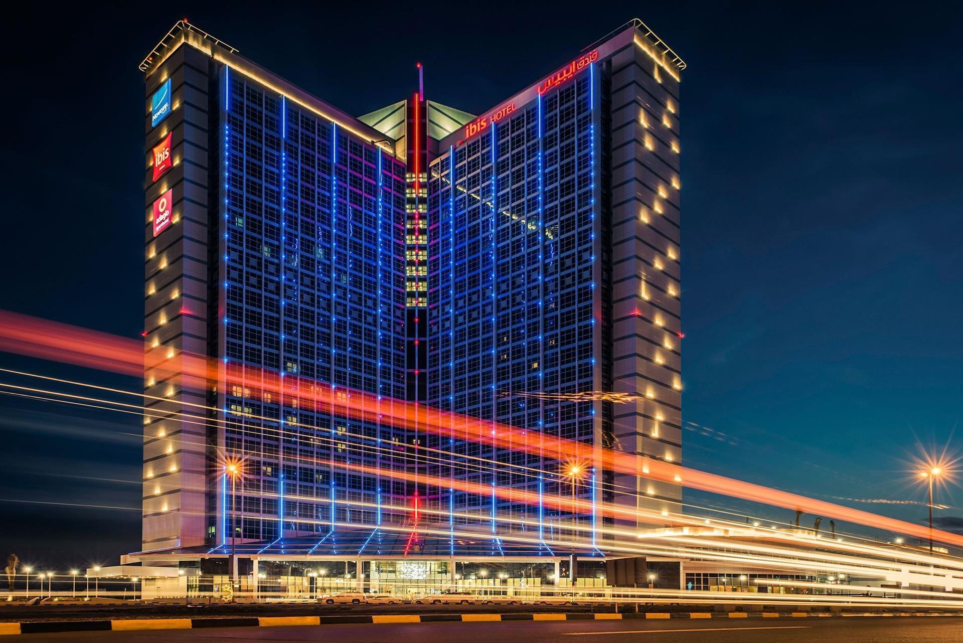 Отель Ibis Fujairah 3* в ОАЭ