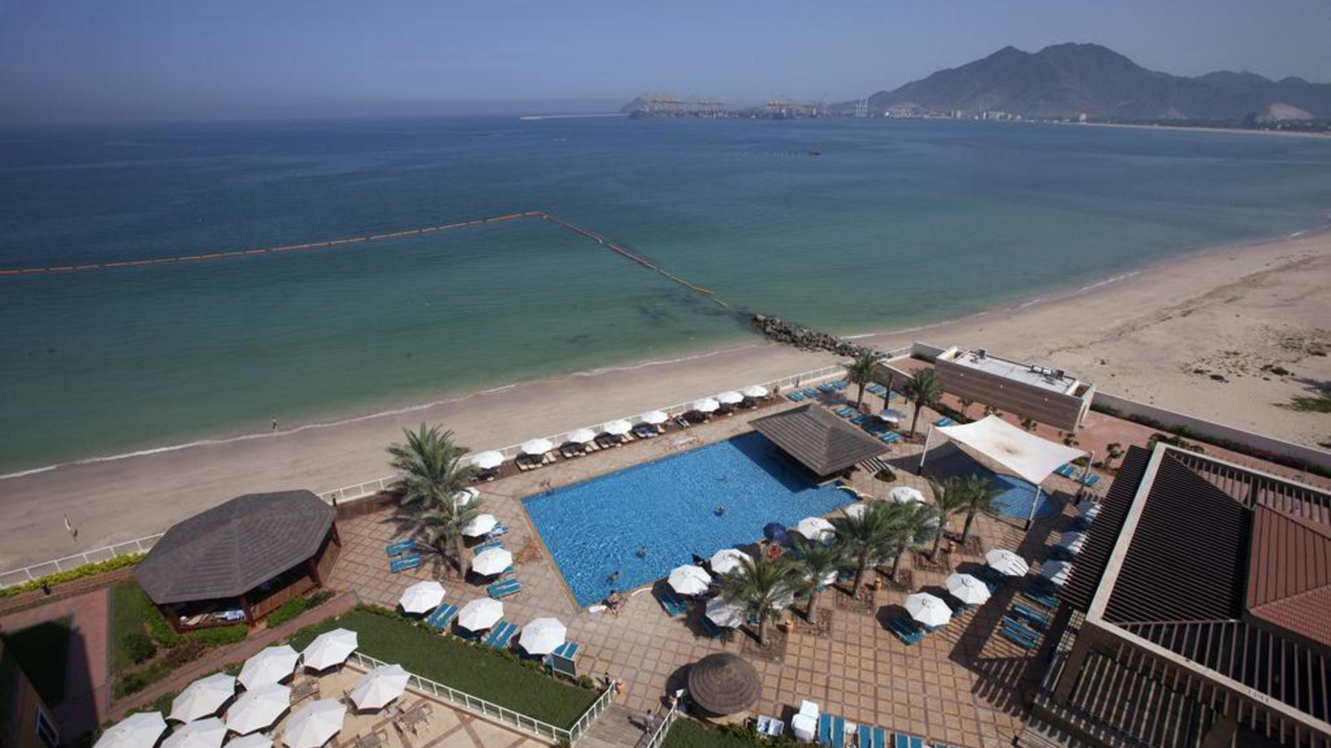 Развлечение в Персонал в Oceanic Khorfakkan Resort SPA