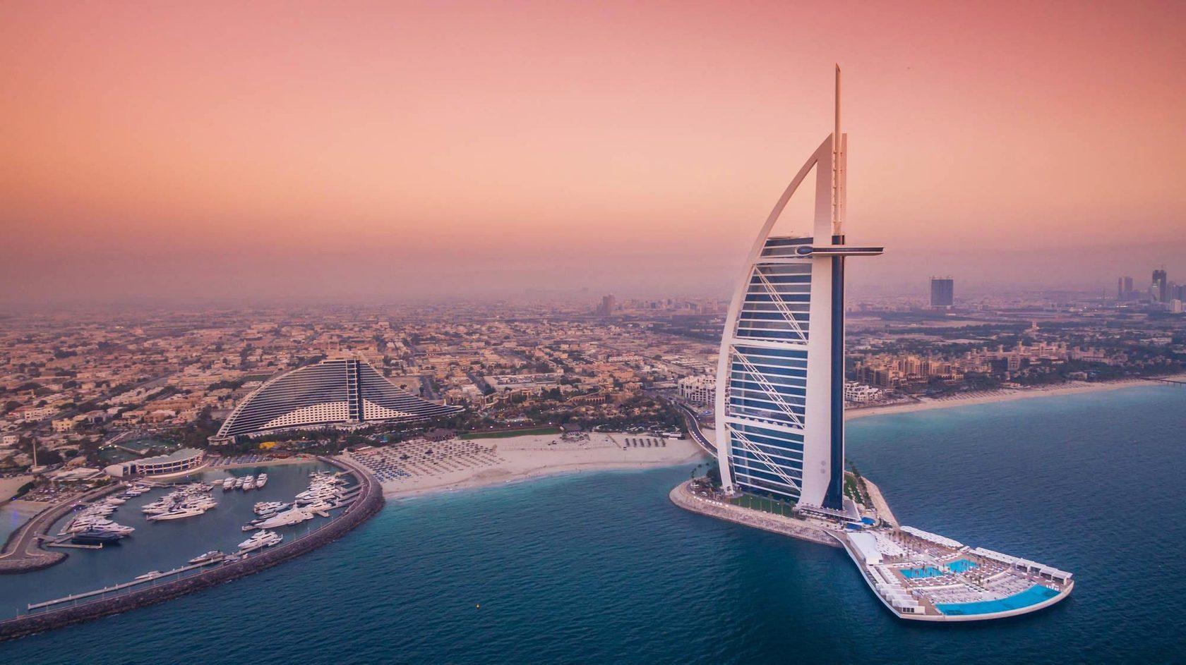 Погода в Дубае в июле