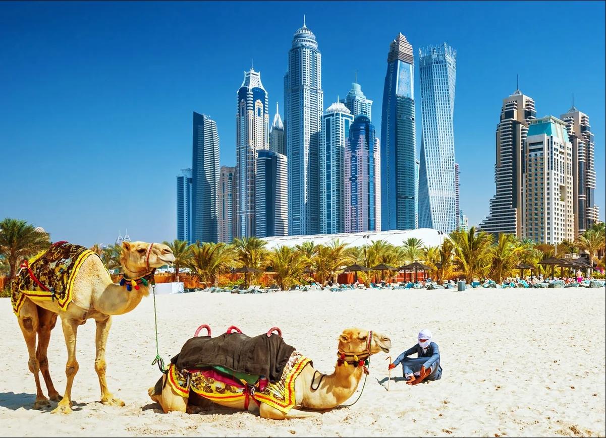 Погода в Дубае в июне