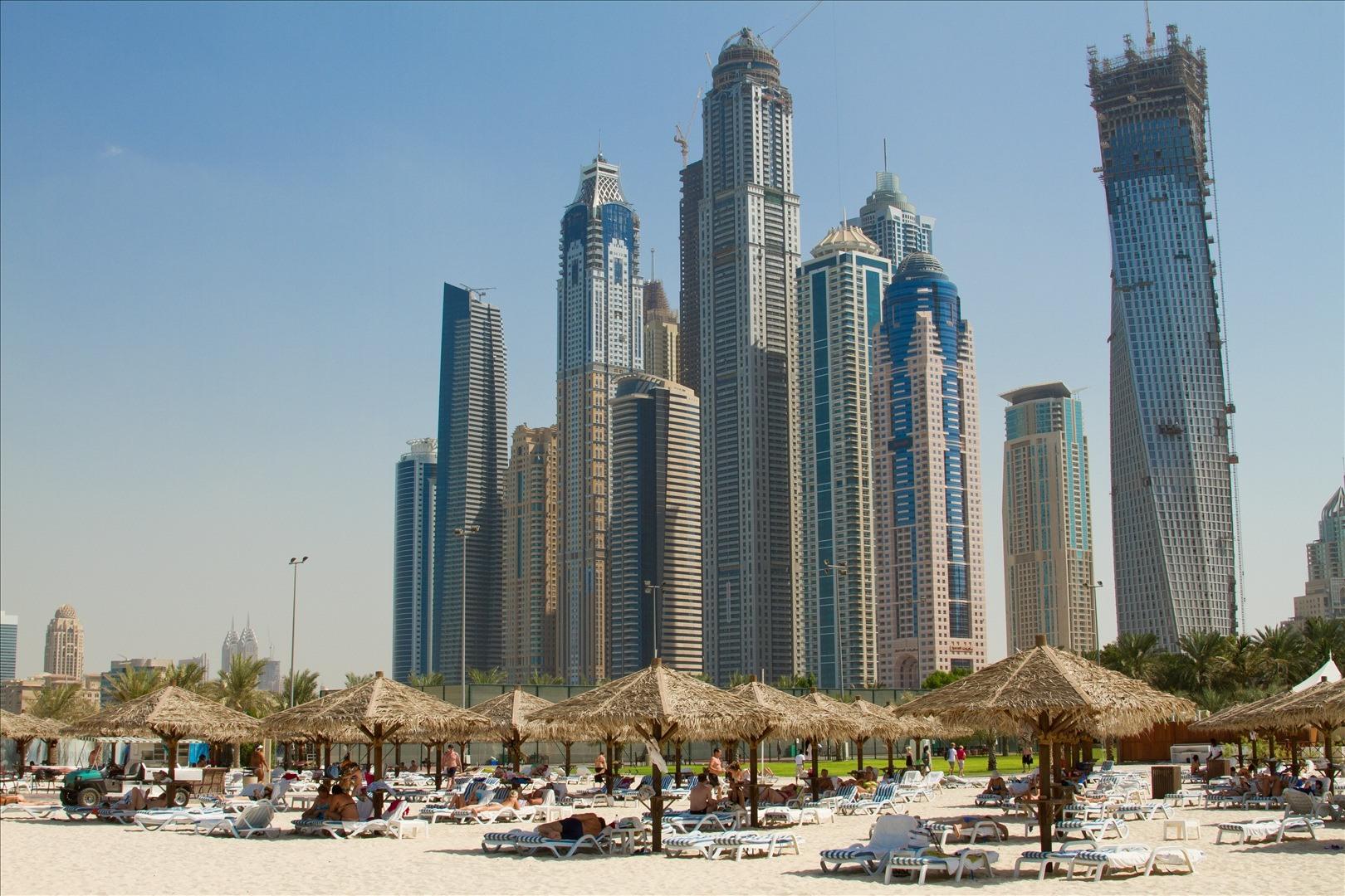 Погода в Дубае в октябре