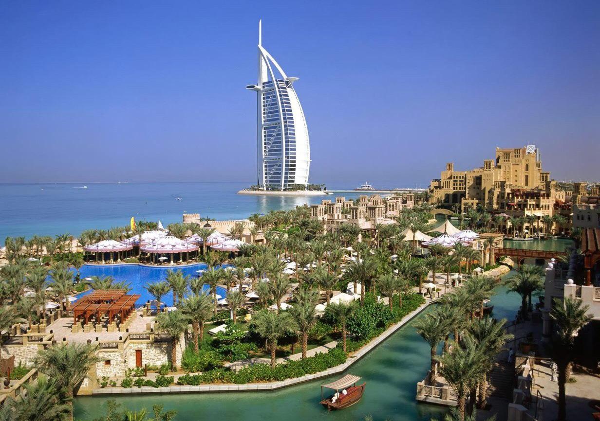 Погода в Дубае в сентябре