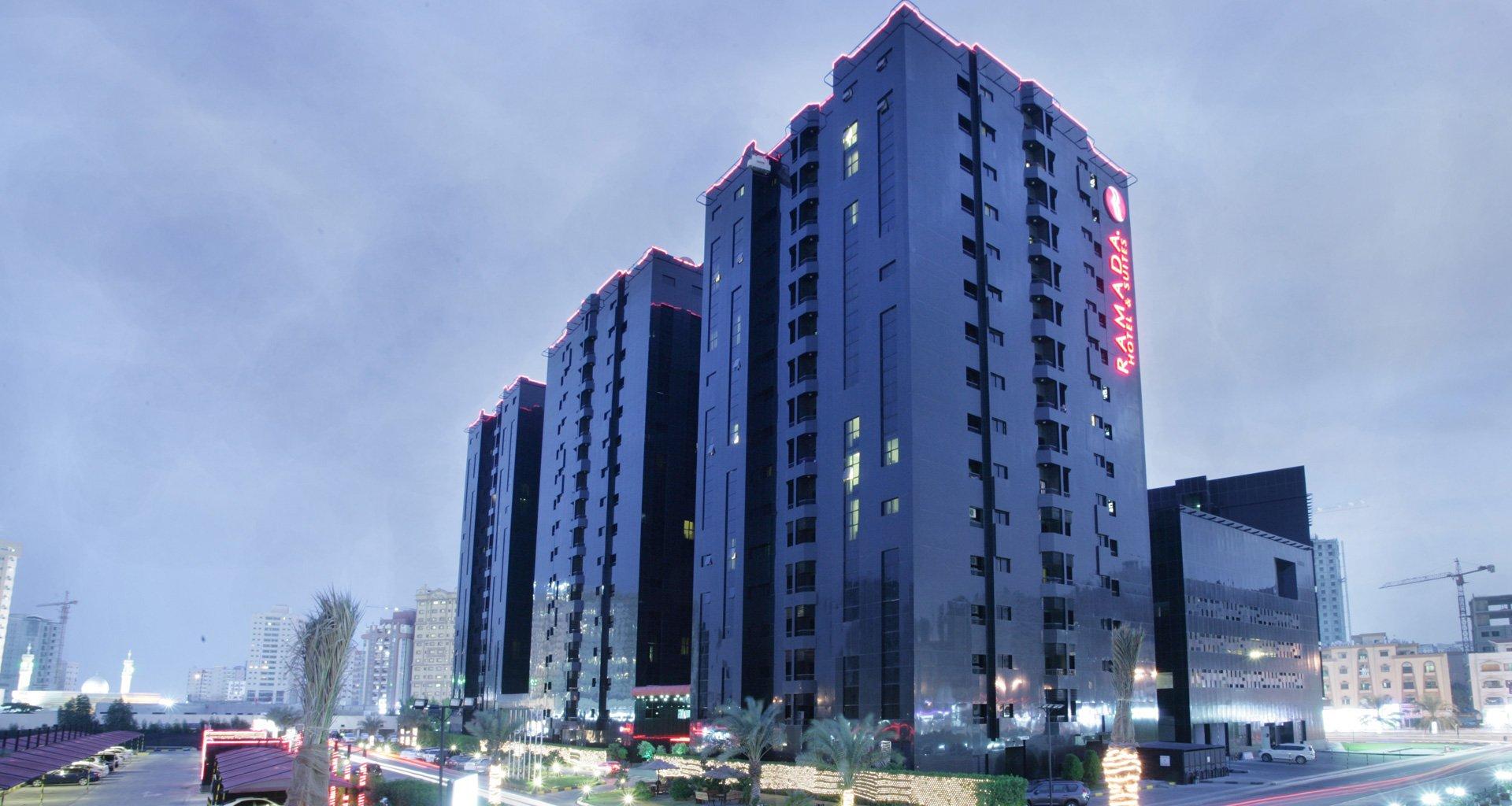 Фото отеля Ramada Hotel Suites Ajman
