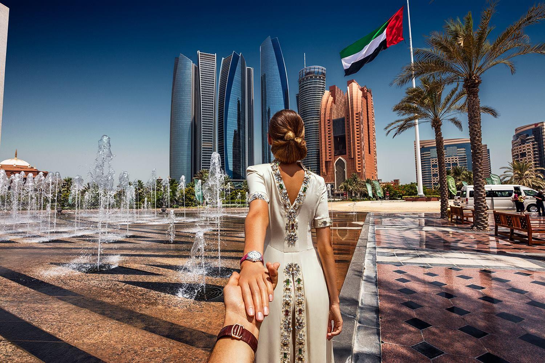 Фото отдыха в ОАЭ