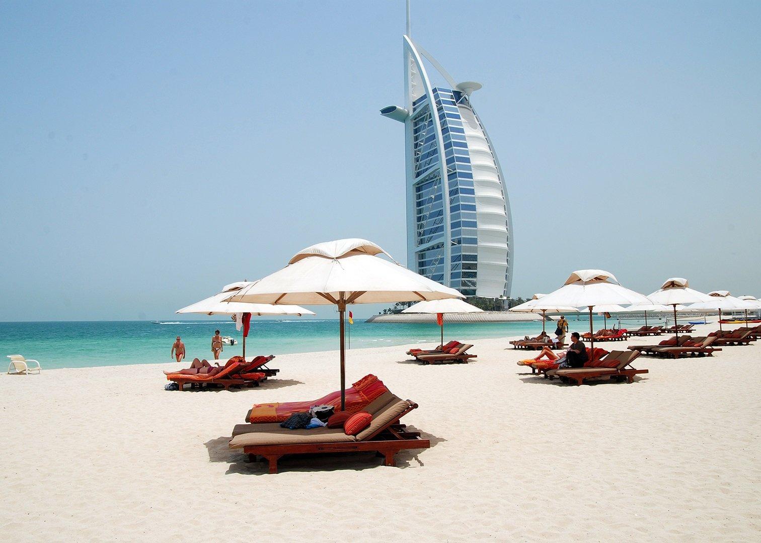 Особенности февральского отдыха в ОАЭ