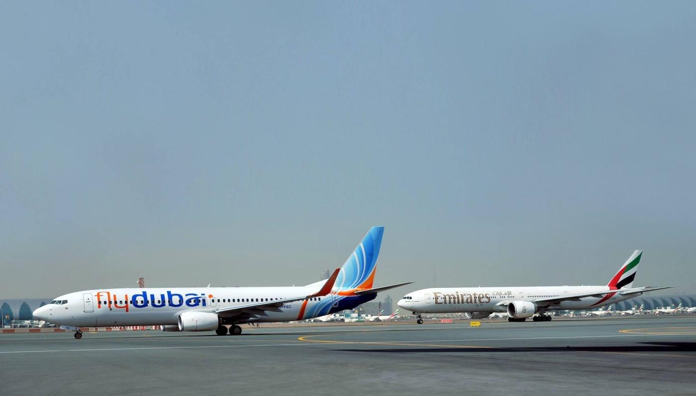 Сколько лететь из Питера в Дубай