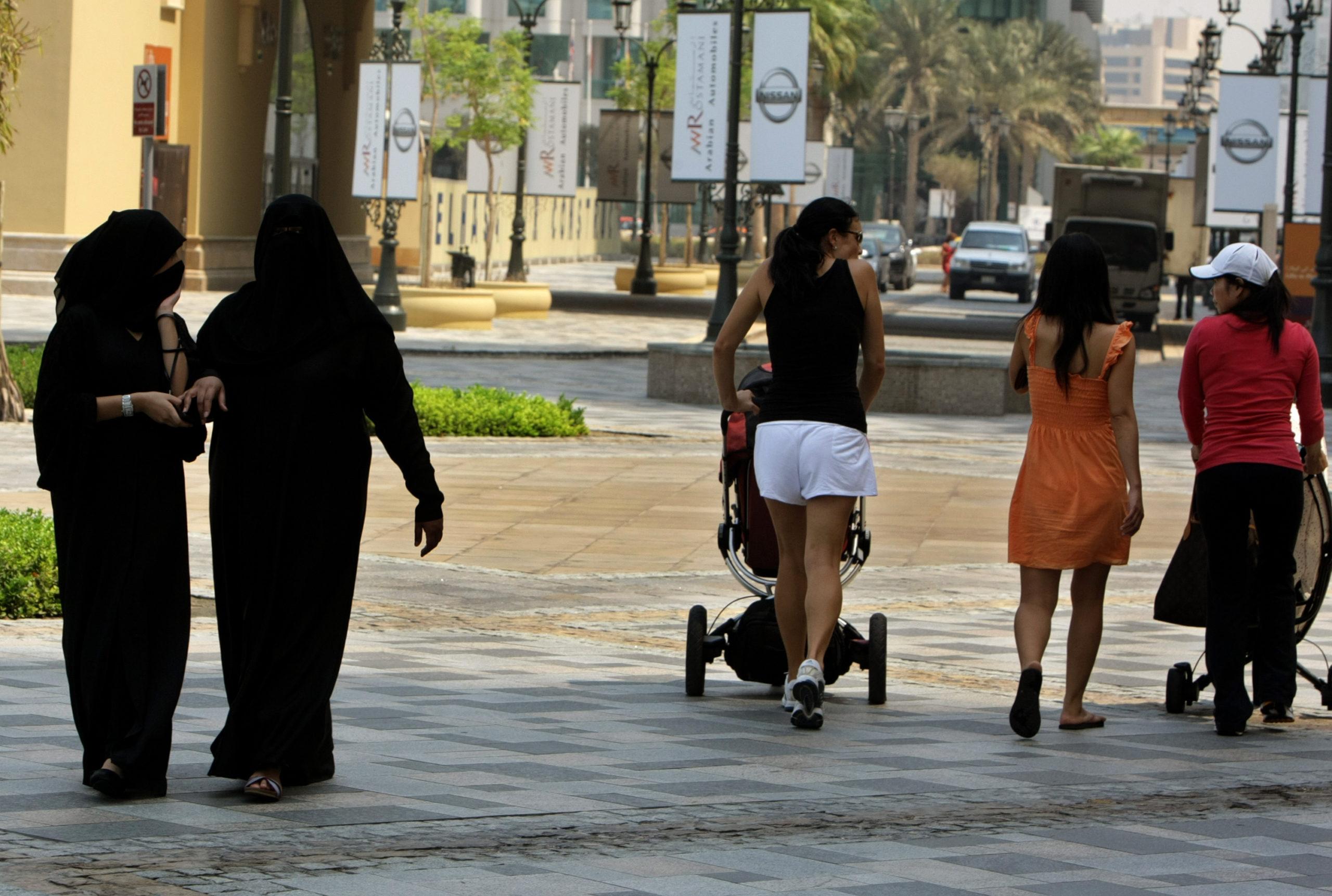 Как вести себя туристам в ОАЭ