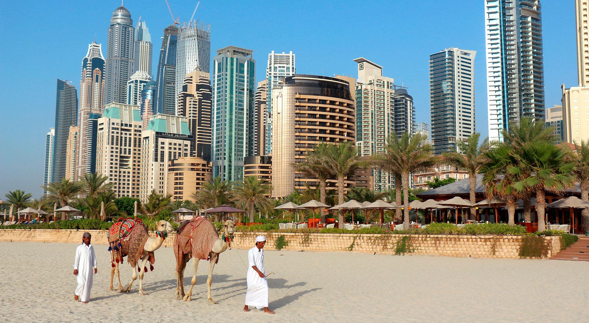 Климатические условия в ОАЭ