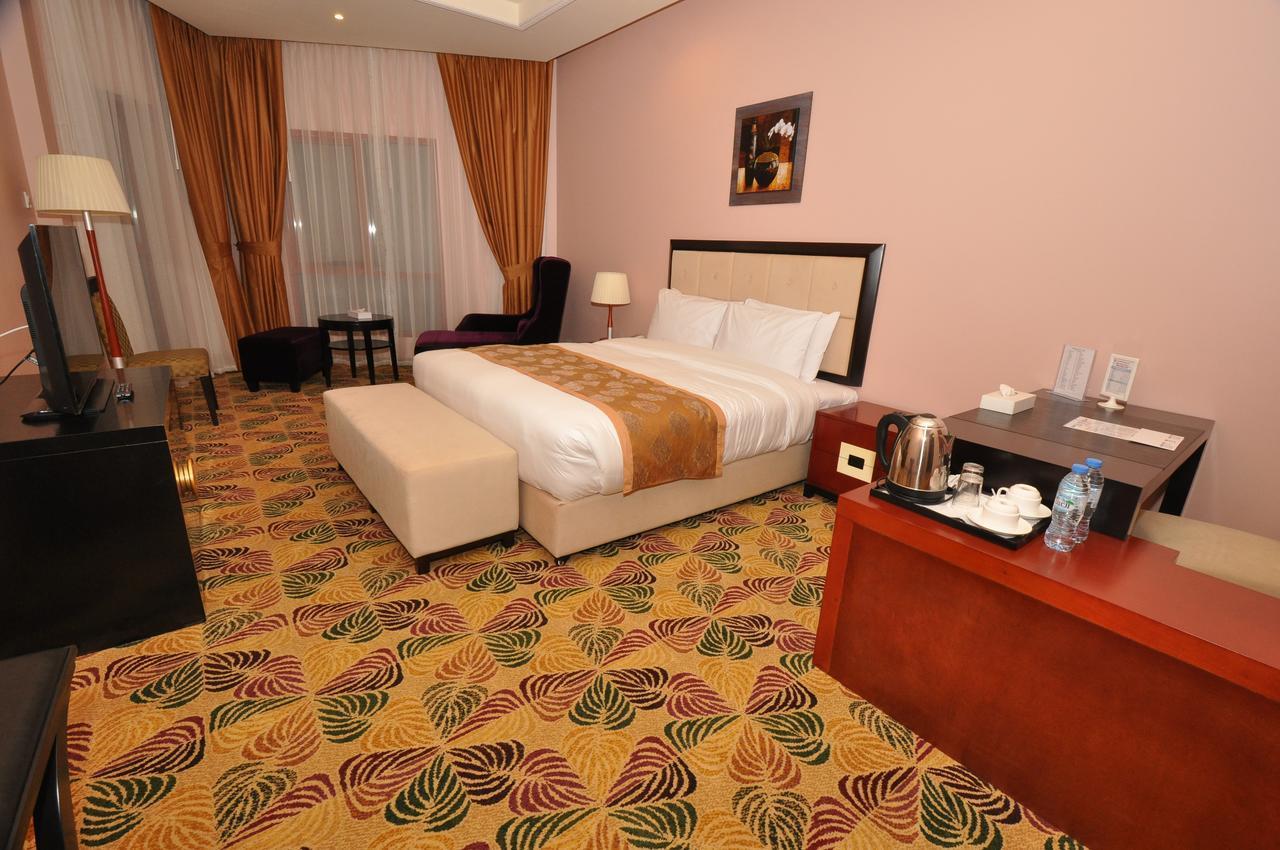 Один из номеров отеля Red Castle Hotel 4*