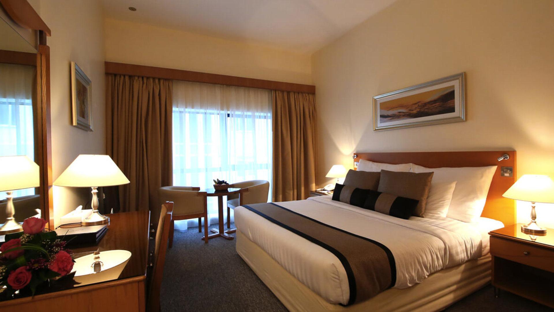 Один из номеров Lavender Hotel Sharjah 4*