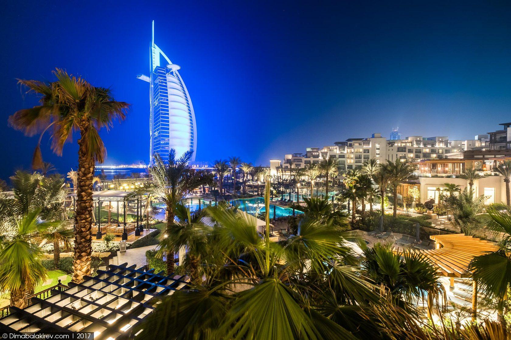 Лучшие сезоны для отдыха в ОАЭ
