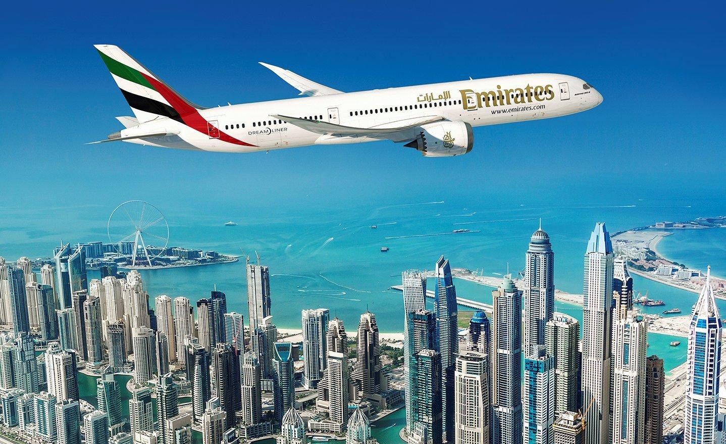 Как лучше долететь из Питера в Дубай