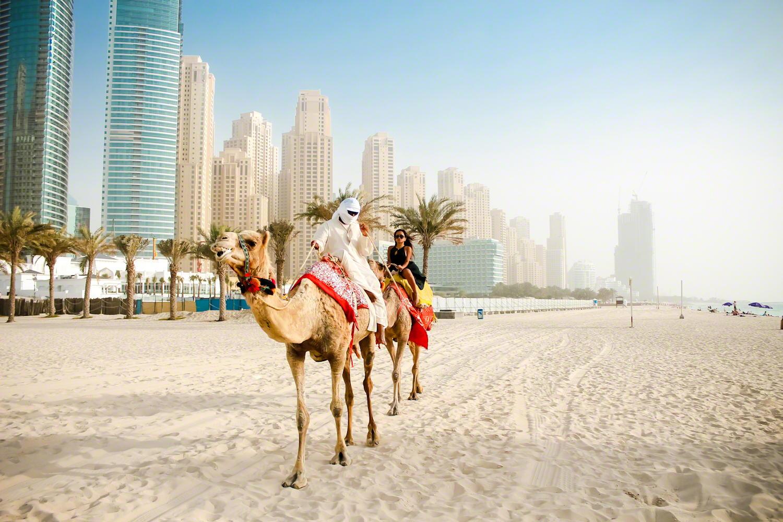 Развлечения в ОАЭ в феврале