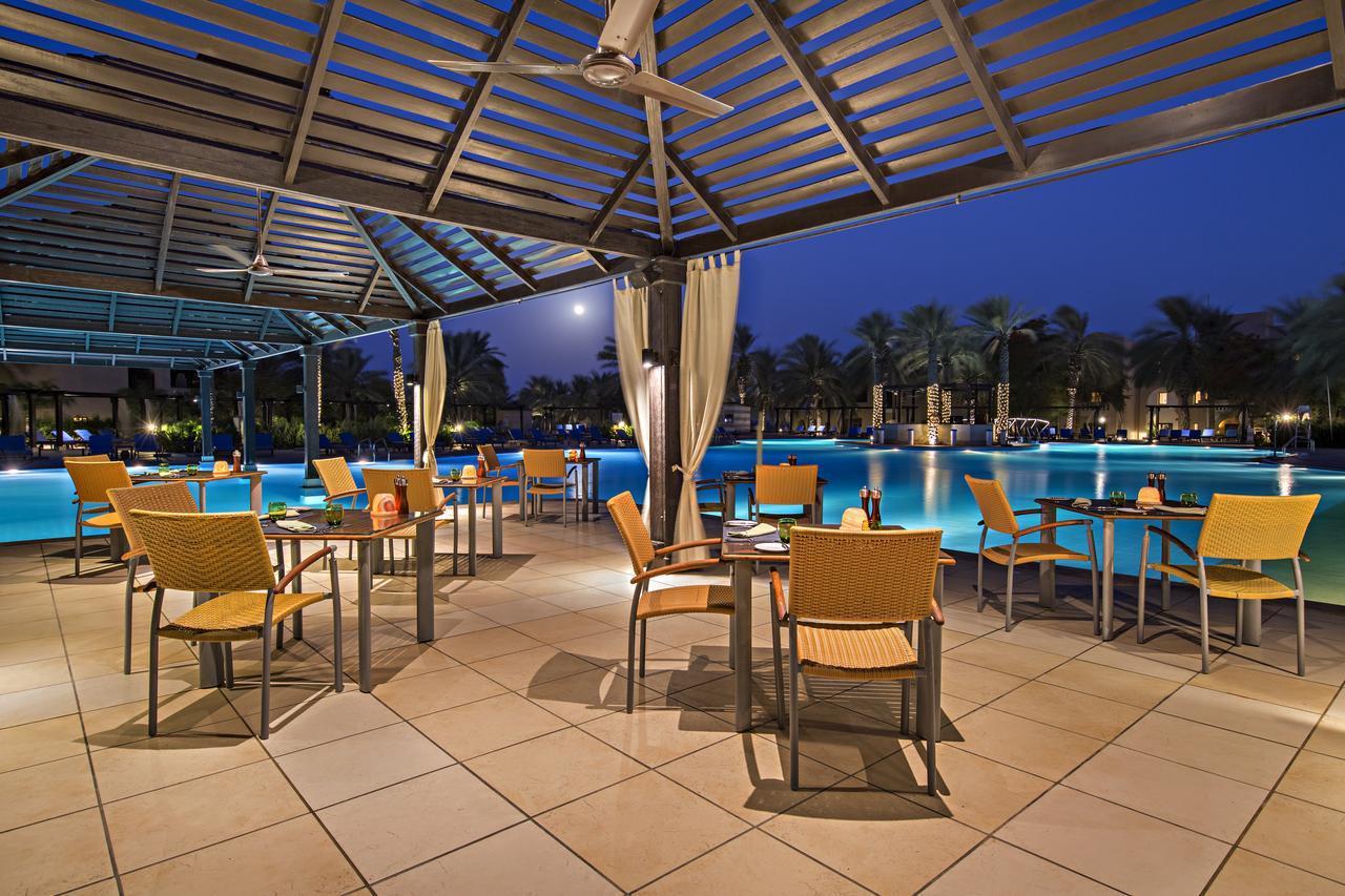 Пляж отеля Iberotel Miramar Al Aqah Beach Resort 5*