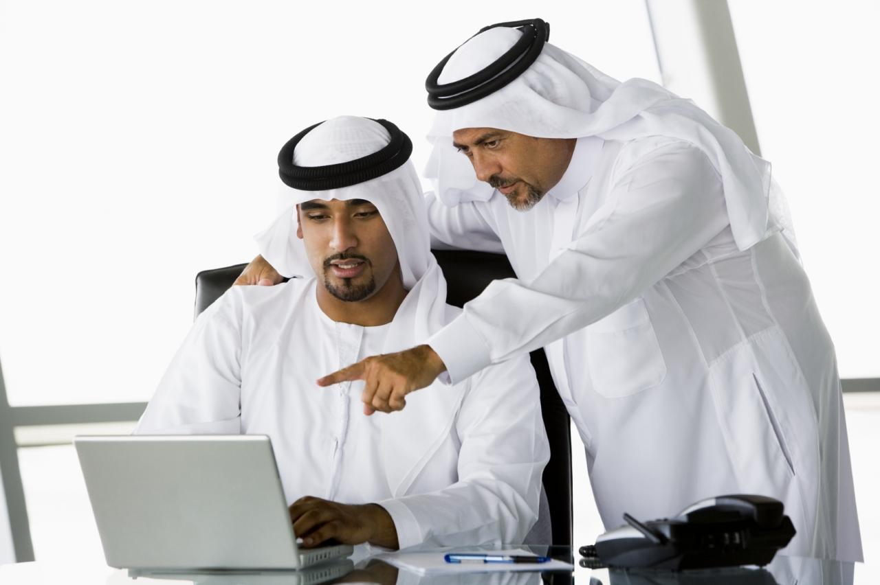 Работа в компании в ОАЭ