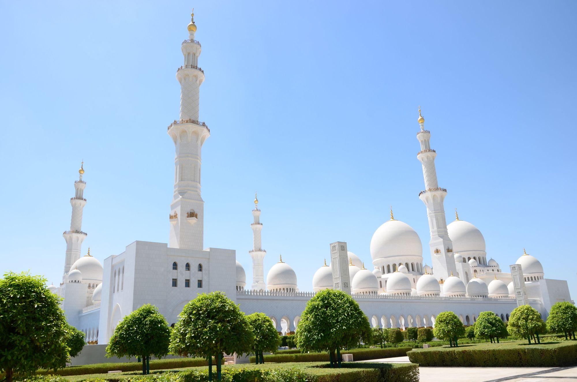 Мечети, открытые для посещения туристов