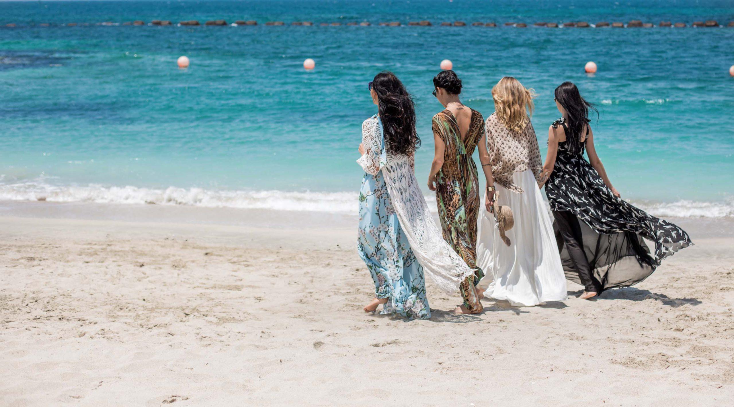 Пляжный дресс-код в ОАЭ