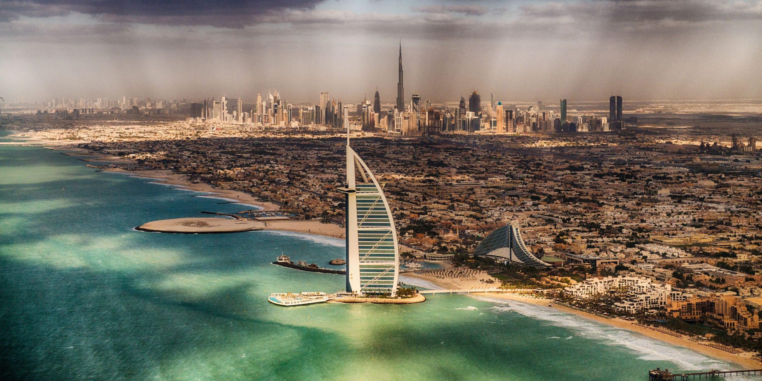 Гостевое разрешение на въезд в ОАЭ