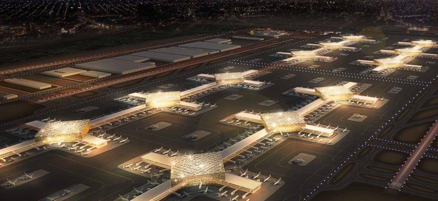 Аэропорт Аль-Мактум