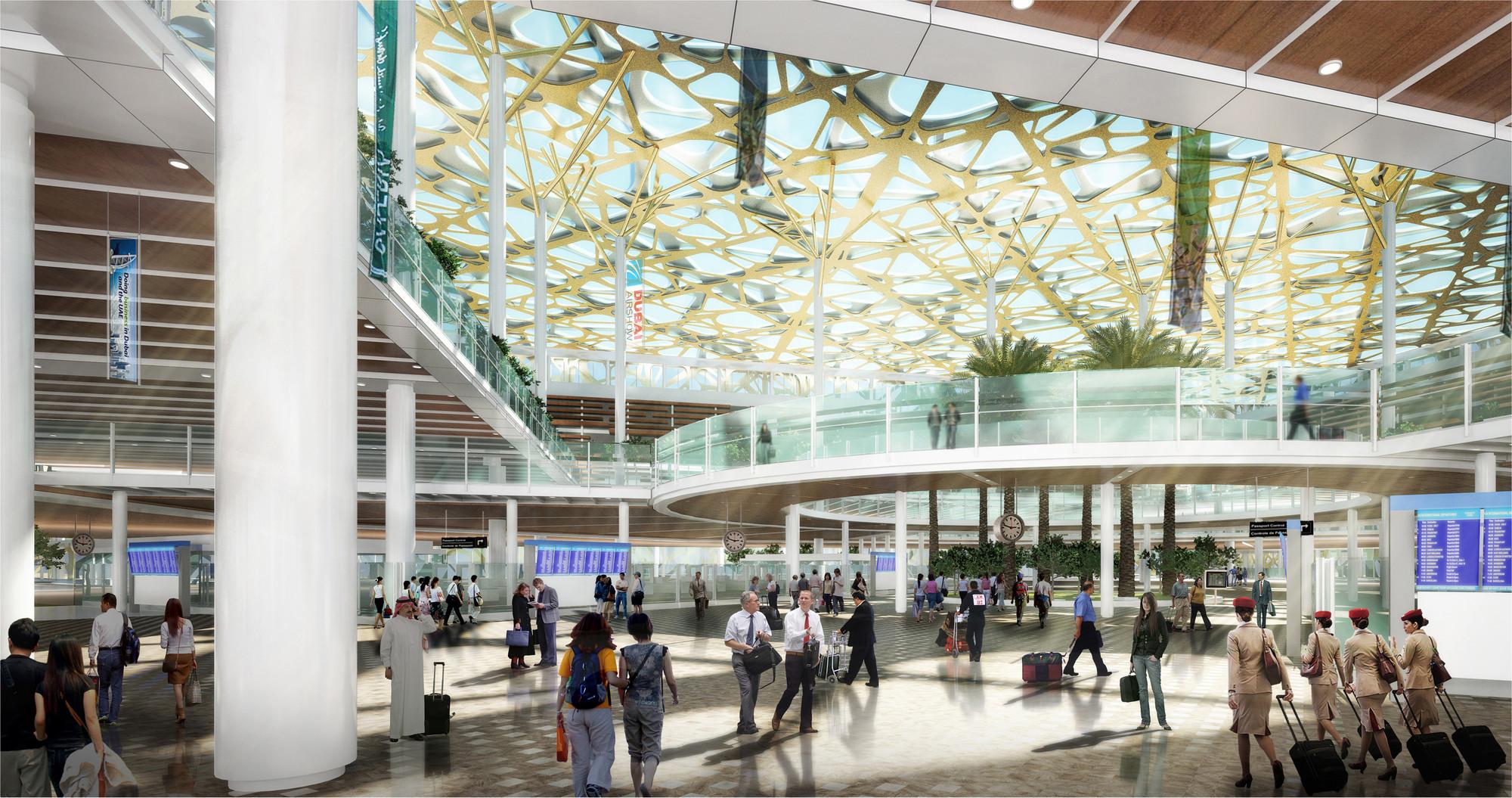 Общее описание аэропорта