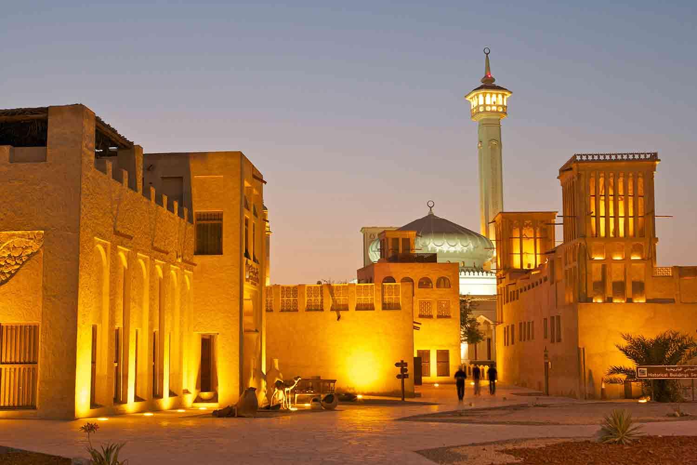 Бастакия – душа Дубая