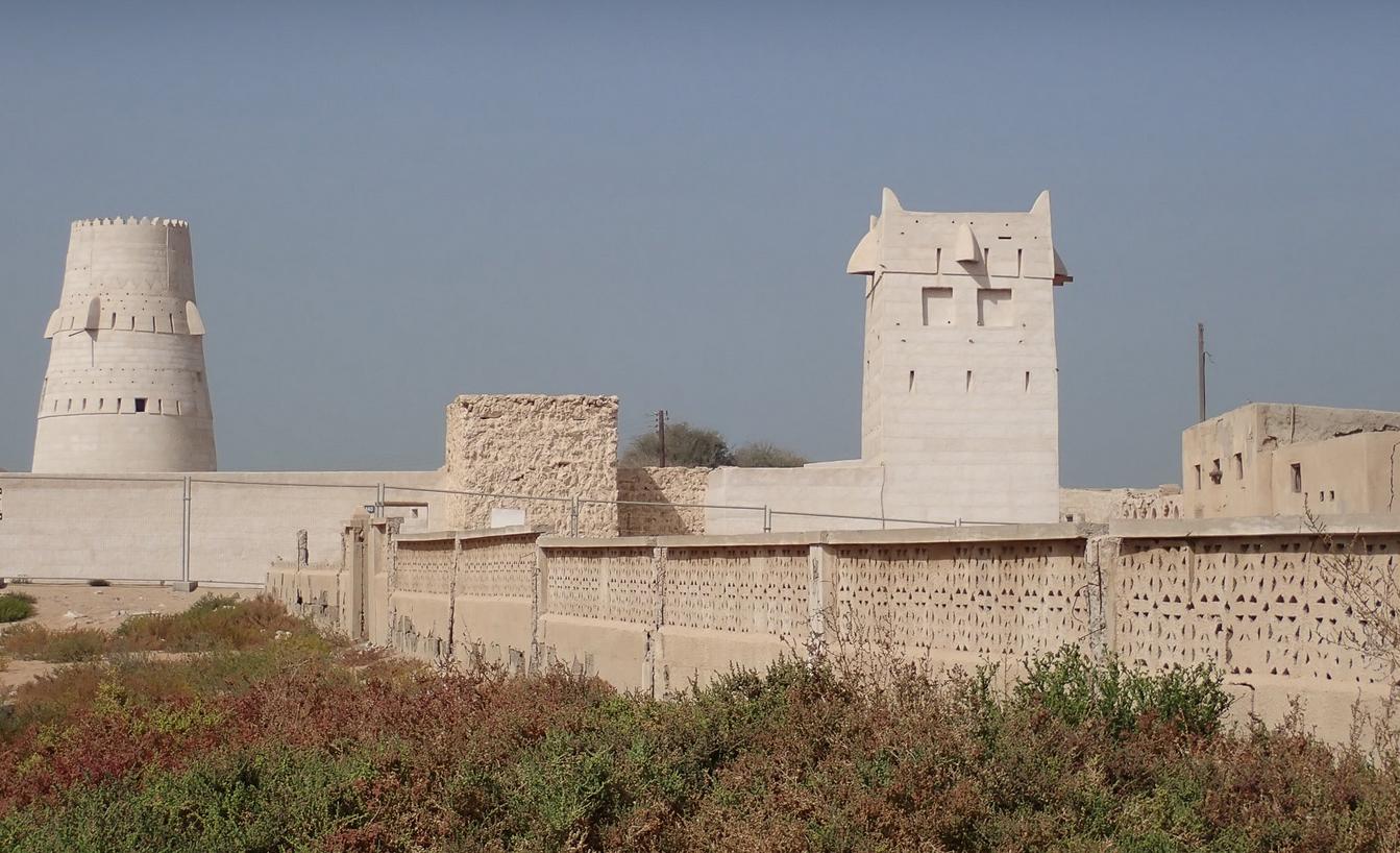 Город-крепость Джульфар