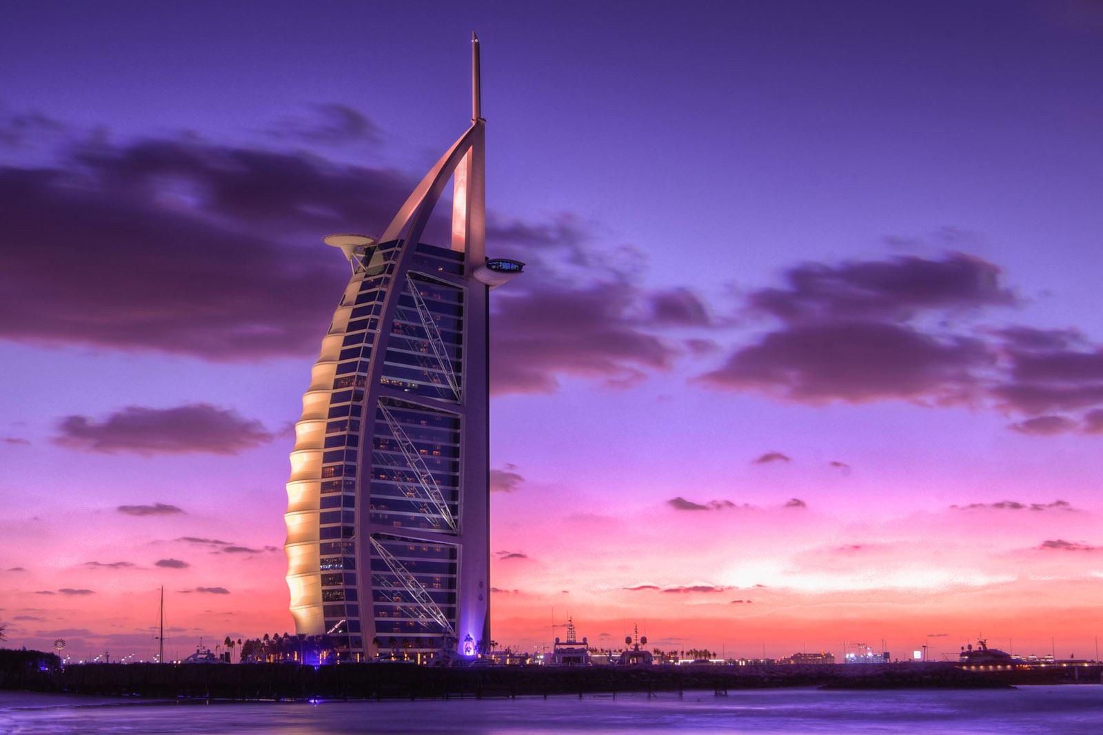 Гостиница Бурдж Аль-Араб