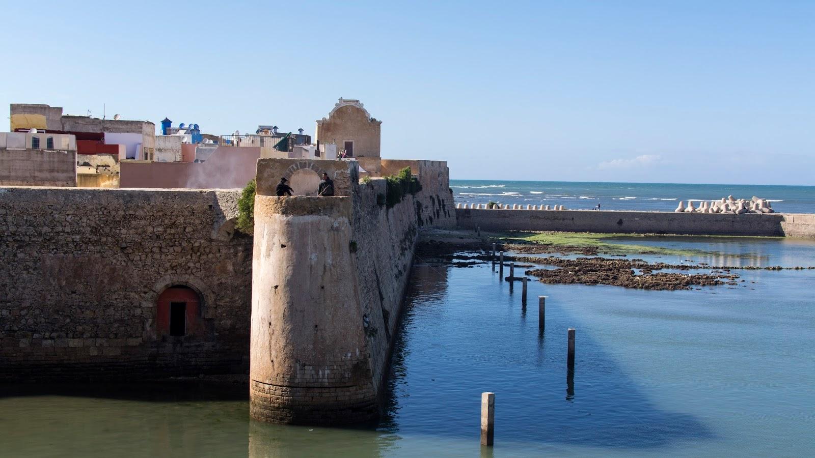 Португальский замок Эль-Хейль