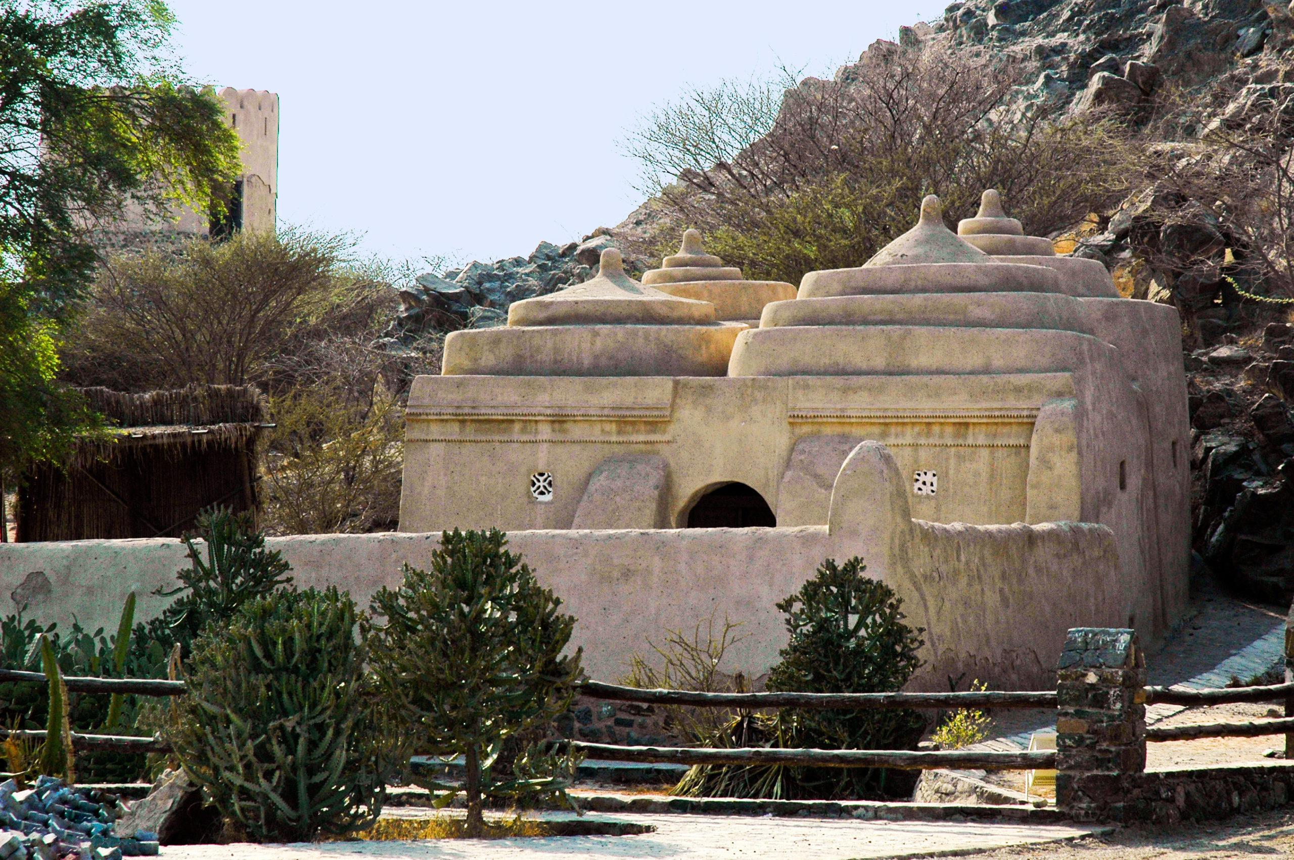 Самая старая мечеть Эль-Бидия