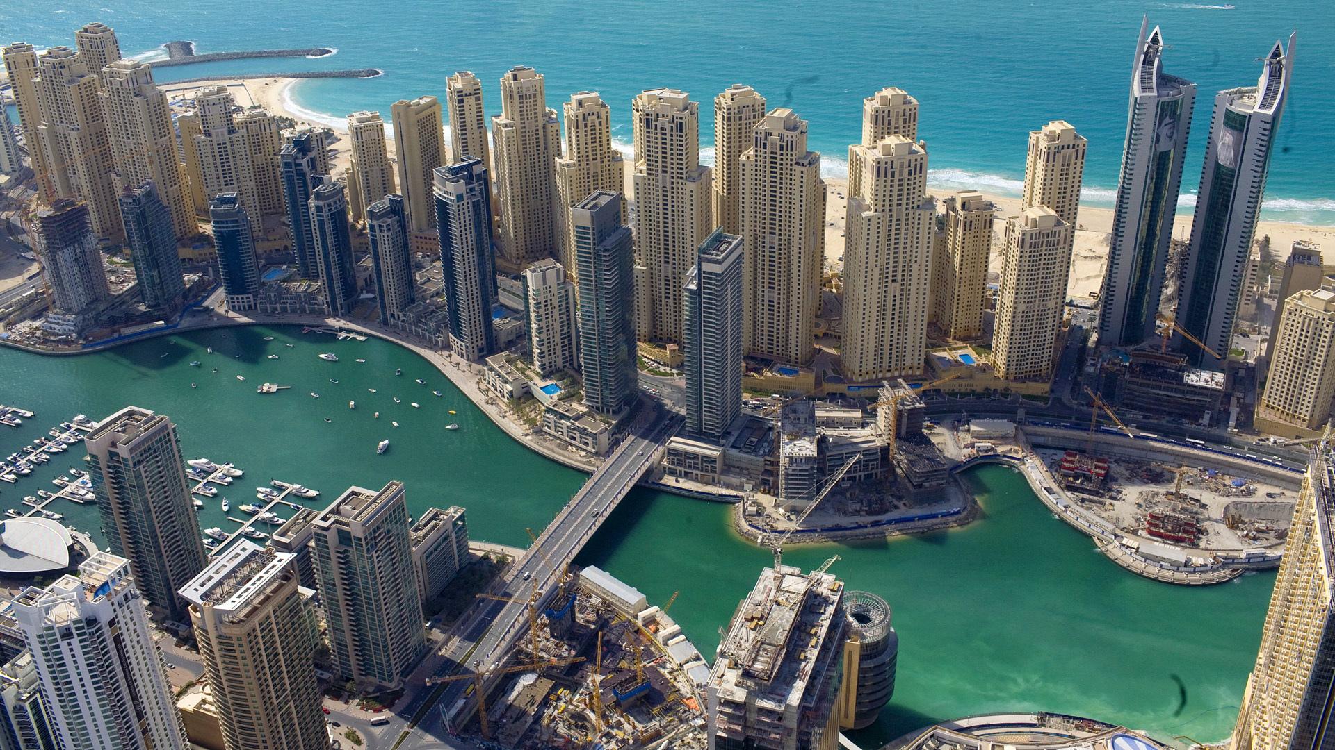 Немного истории о Дубае
